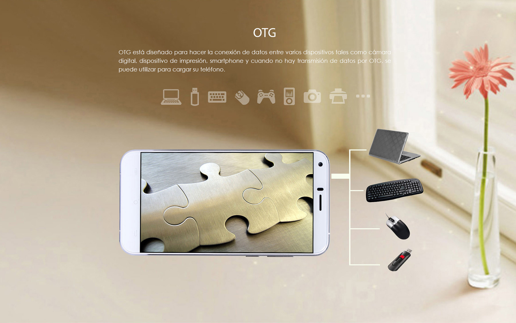 Cubot Manitou Smartphone 4G