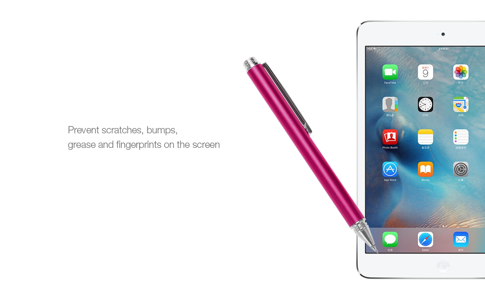Magic Touch Screen Stylus Pen with Chuck Written