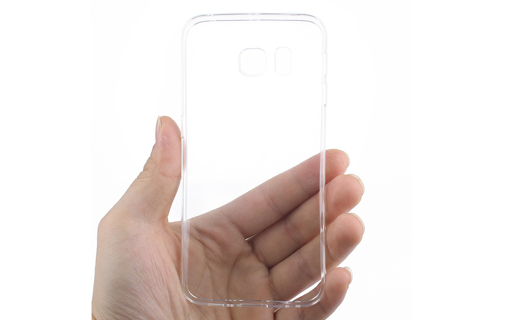 ASLING Protective Back Case for Samsung Galaxy S6 G9200 Ultra-thin TPU Material