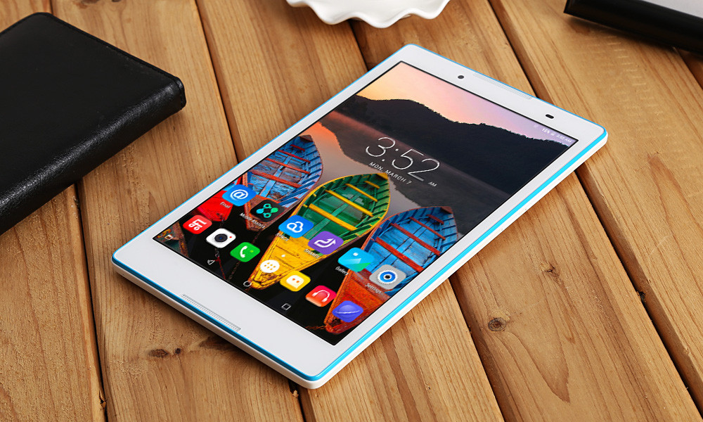 Lenovo TB3 - 850M Chinese Version 4G Phablet 8.0 inch Android 6.0 MT8735P Quad Core 1.0GHz 2GB RAM 16GB ROM Bluetooth 4.0