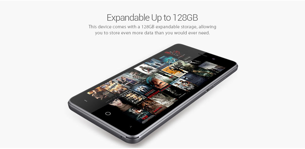 Leagoo Z3C 3G Smartphone 4.5 inch Android 6.0 SC7731C Quad Core 1.3GHz 512MB RAM 8GB ROM Power Saving Mode Smart Wake Dual Flash Light