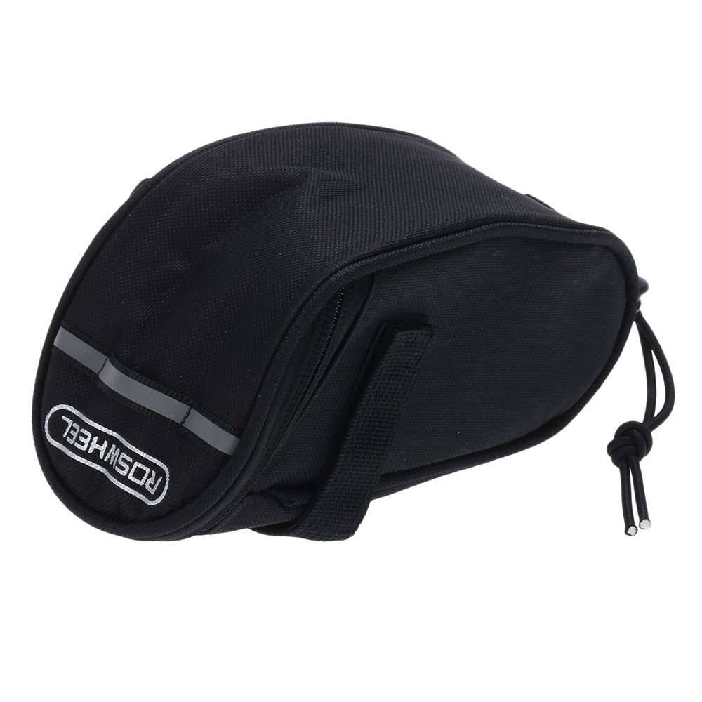 Roswheel 13567 Outdoor Cycling Mountain Bike Bicycle Saddle Bag Seat Tail Pouch