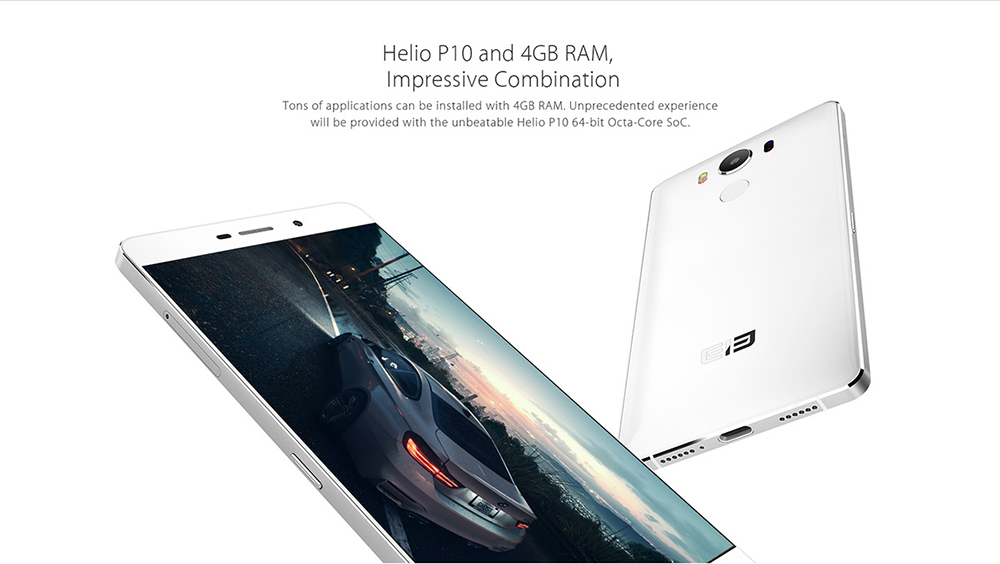 Elephone P9000 Android 6.0 4G Phablet MTK6755M Octa Core 1.8GHz 5.5 inch 4GB RAM 32GB ROM 13.0MP Main Camera Type-C