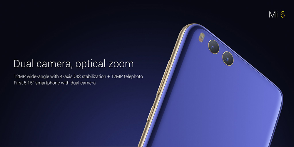 1492659823135878 Xiaomi Mi6 in superofferta a 520€