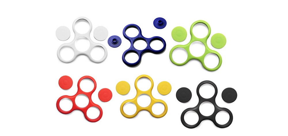 ABS Plastic Frame for Triangle Finger Gyro