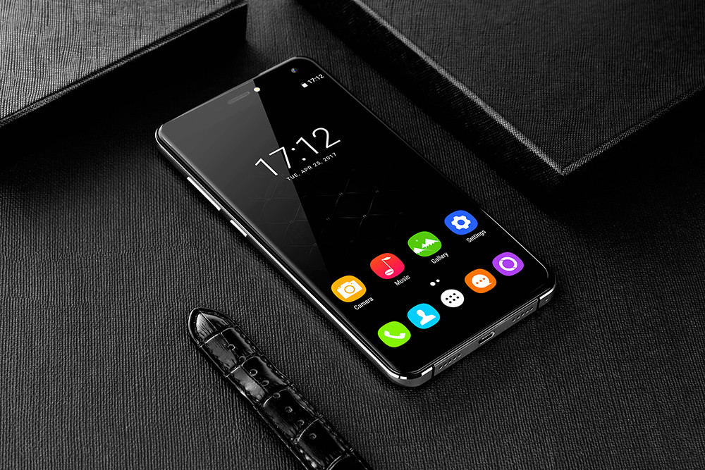 OUKITEL U11 Plus 4G Phablet Android 7.0 5.7 inch MTK6750T Octa Core 1.5GHz 4GB RAM 64GB ROM 13.0MP Front Camera Fingerprint Scanner