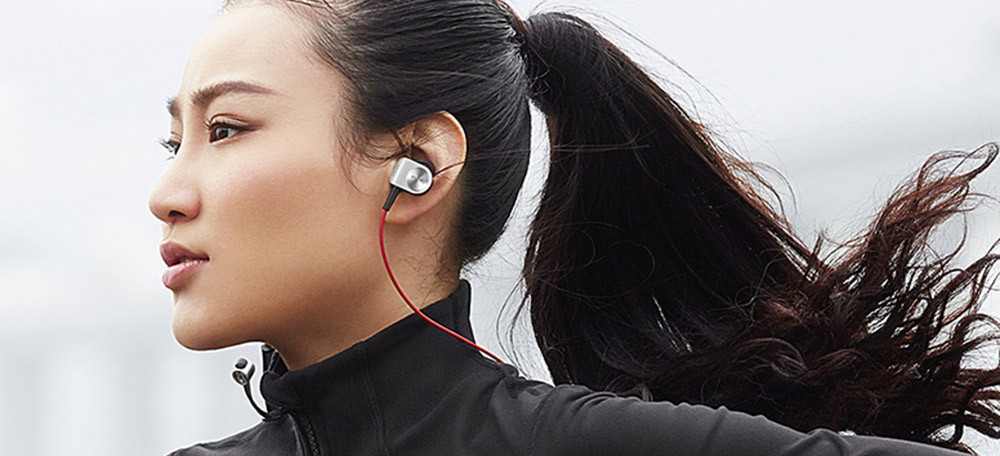 Original Meizu EP51 Bluetooth Sports Earbuds HiFi with Mic Support Hands-free Calls
