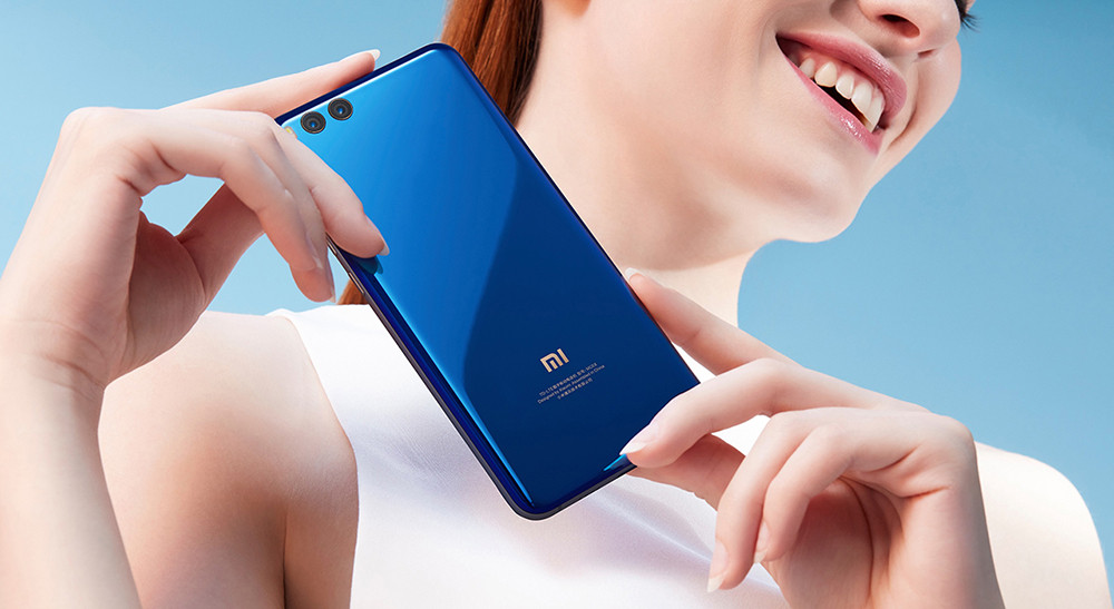 Xiaomi Mi Note 3 4G Phablet 5.5 inch MIUI 8 Snapdragon 660 Octa Core 2.2GHz 6GB RAM 128GB ROM 16.0MP Front Camera Fingerprint Scanner