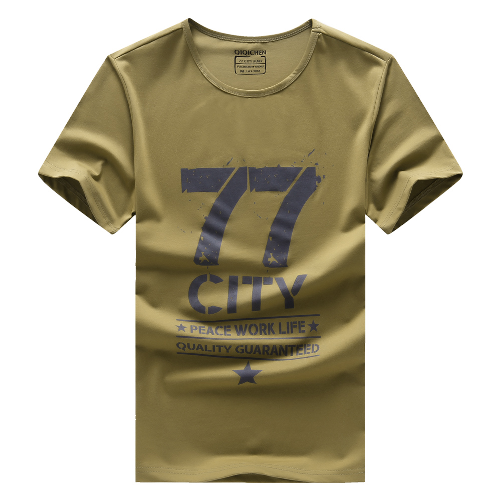 2018 New Short Sleeved T-Shirts in Summer