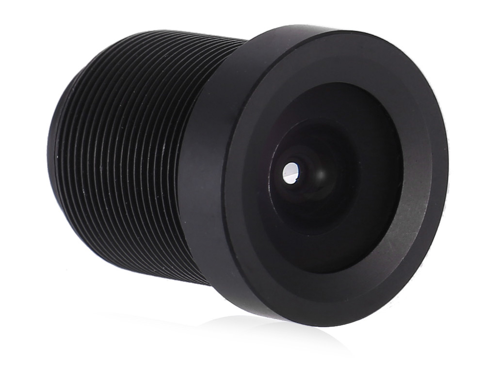 Replacement Part 2.8mm 1/3 inch CMOS Sensor 135 Degree FOV Lens for IP Camera Carcorder Camcorder