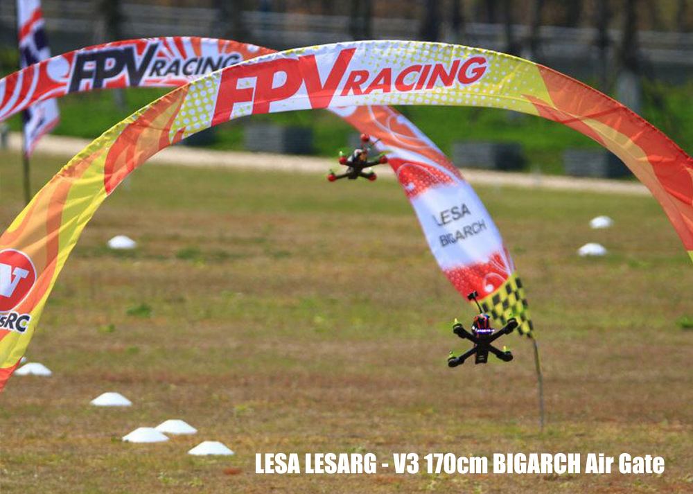 LESA LESARG - V3 170cm BIGARCH Outdoor FPV Racing Air Gate
