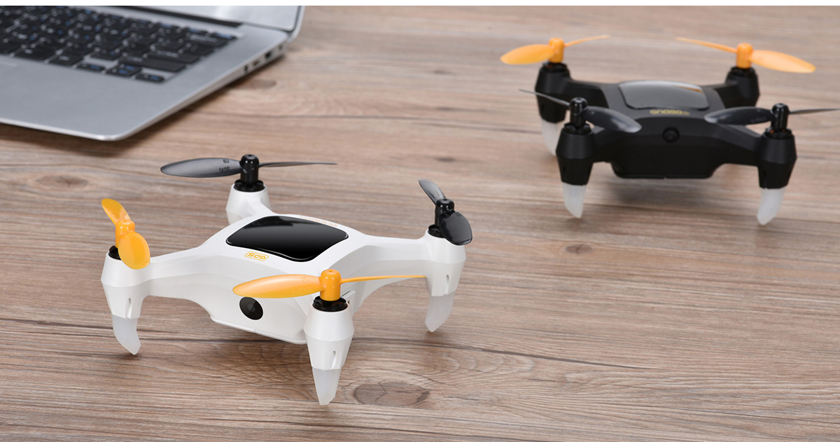 ONAGO ONAGOfly 1 Plus Mini RC Quadcopter WiFi FPV / 15MP Camera / 2.4GHz 6-axis Gyro / GPS Navigation / Auto Follow / G-sensor Mode